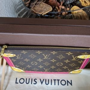 Louis Vuitton Bags - LV Monogram Summer Trunk Pouch Limited Edition